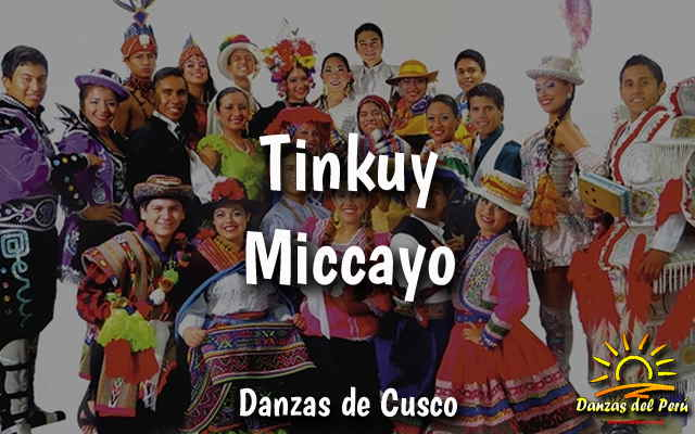 danza tinkuy miccayo de cusco