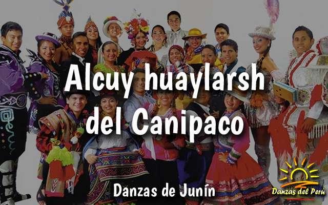 alcuy huaylarsh del canipaco junin