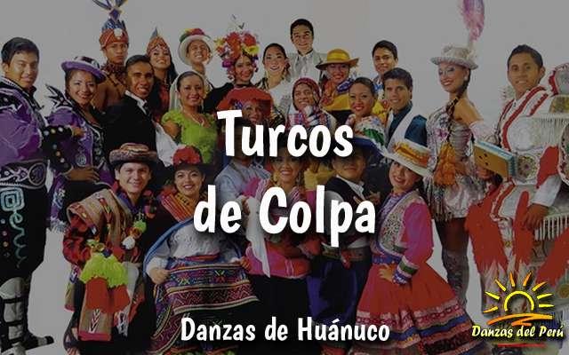 danza turcos de colpa huanuco