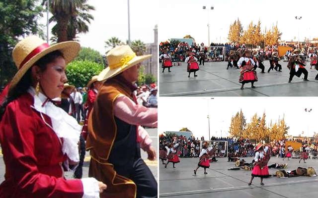 danza sumile de sayla - arequipa