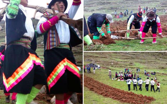 el lishtay del pueblo de tapuc