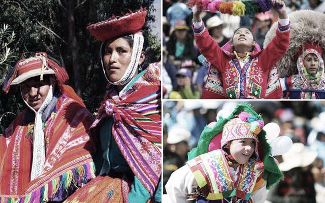 carnaval de umapata vestimenta