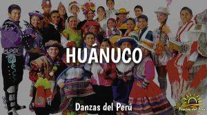 danzas de huanuco