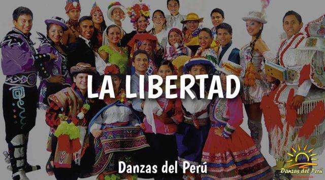 danzas de la libertad