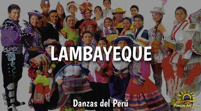 danzas de lambayeque