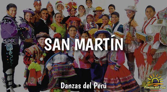 danzas de san martin