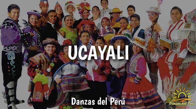 danzas de ucayali