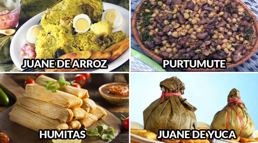 platos tipicos de amazonas y danzas de amazonas